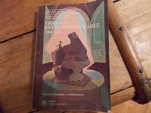 historia social de la literatura argentina/