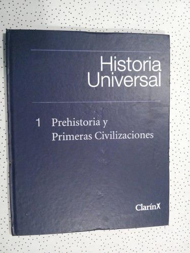 historia universal. clarin