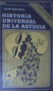 historia universal de la astucia león azpurua