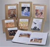 historia universal ilustrada oxford. roberts. en inglés