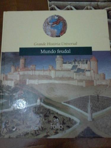 história universal livros