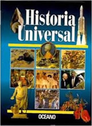 historia  universal un tomo enciclopedico