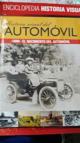 historia visual del automovil. preguntar