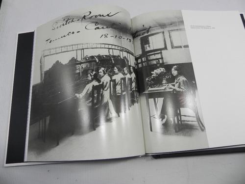 historia y arte telefonica ctc chile 2 tomos