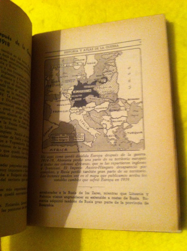 historia y atlas de la guerra [zar]
