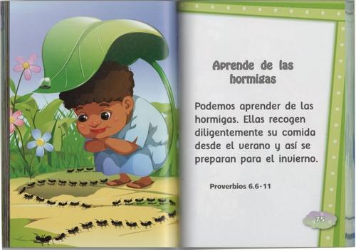 historias bíblicas ilustradas del amor de dios para niños
