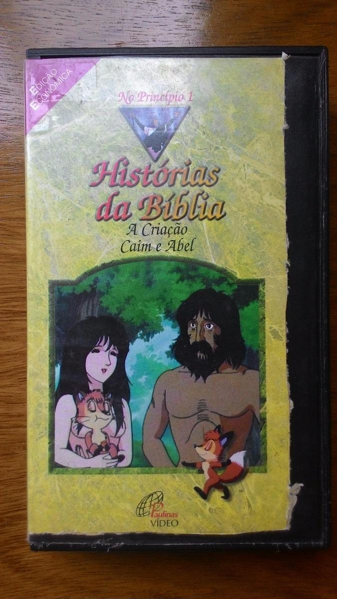 Historias Da Biblia Cain E Abel Desenho R 14 99 Em Mercado