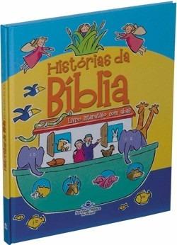 histórias da bíblia - livro interativo com abas