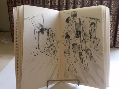 histórias de ballet - luiza lagôas - ilust paula saldanha