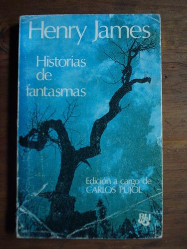 historias de fantasmas por henry james