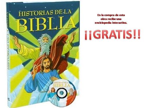 historias de la biblia 1 tomo