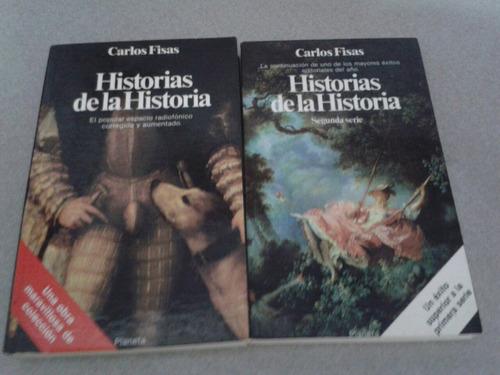 historias de la historia (carlos fisas)