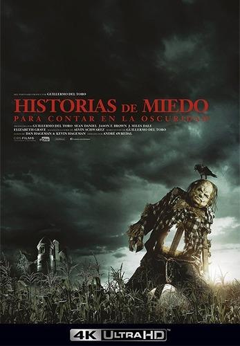 historias de miedo para contar 1080 hd  latino 2019 digital
