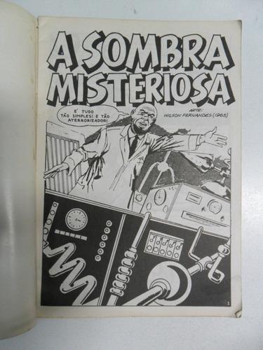 histórias de terror em quadrinhos nº 1! press 1991!