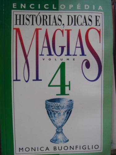 histórias dicas e magias vol 4 monica buonfiglio 82