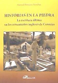 historias en la piedra. la escritura última en los cementeri