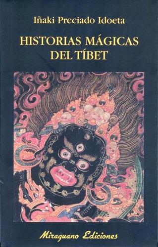 historias magicas del tibet - iñaki preciado idoeta - libro