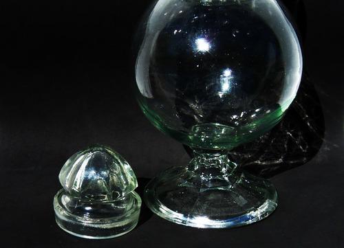 historical*- frasco caramelera usa-de familia ingalls -envío