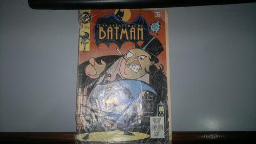 historieta las aventuras de batman nº 1