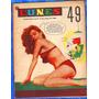 Revista Antigua De Picardias Y Humor 1959 ¨lunes ¨