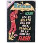 Antigua Revista Comic Novaro Mexico Batman Flash Año 1970
