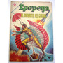 Antigua Revista Epopeya Conquista Del Cosmos Novaro Er 1962