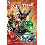 Justice League Vol.1 The New 52¡ Dc Comics Hardcover