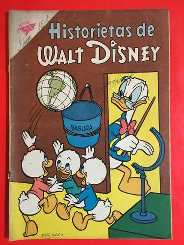 historietas de walt disney, 151, 1959, 32 pag, sea novaro