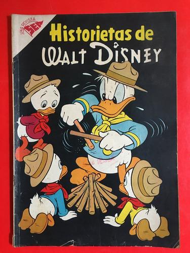 historietas de walt disney, 98, 1957, 32 pag, sea novaro