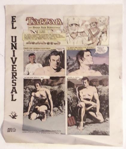 historietas en periodico el universal 1997
