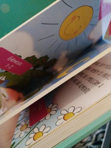 histórinhas da biblia ilustrado livro para bebês e crianças
