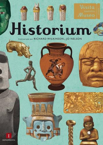 historium  (libro  tapa dura)
