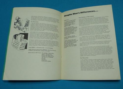 history of man film guide historia del hombre películas