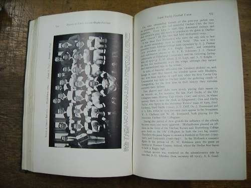 history of south african rugby football - ivor d. difford