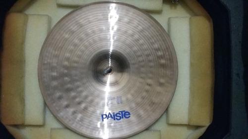 hit hat pareja paiste  2000 sound edge 14