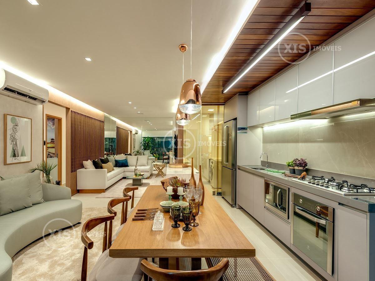 hit marista, apartamento 3 suites, 116m