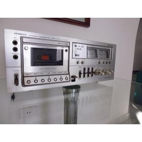Hitachi / Deck Stereo Cassette Tape / 3 Head System / D-900