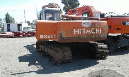 hitachi  ex 200