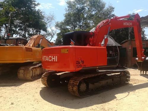 hitachi ex120-5z 1997