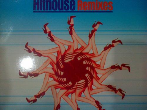 hithouse lp vinilo maxi gapul dialogomusical