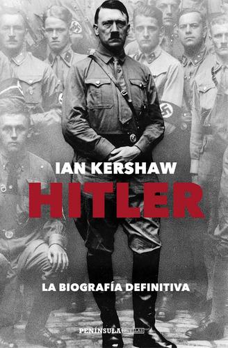 hitler la biografía definitiva / ian kershaw (envíos)