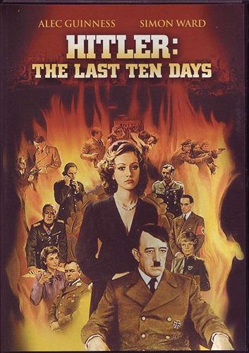 hitler, los diez últimos días - segunda guerra mundial dvd