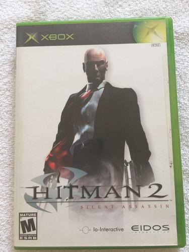 hitman 2 excelente classico dos games xbox primeira geração