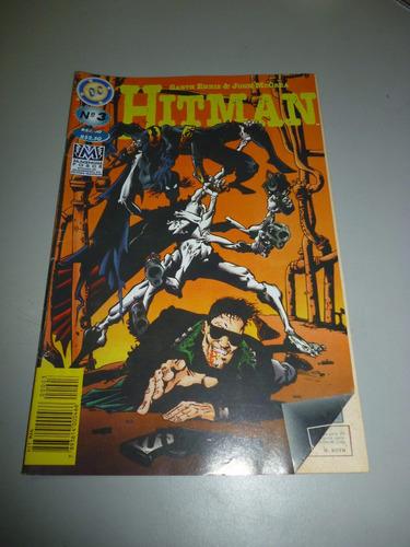 hitman - 3 ed. completo - perfeito estado
