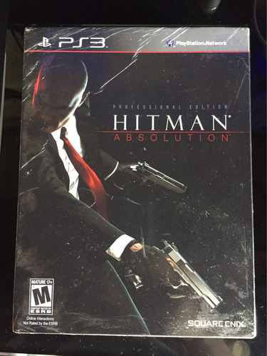 hitman absolution limited edition libro artbook