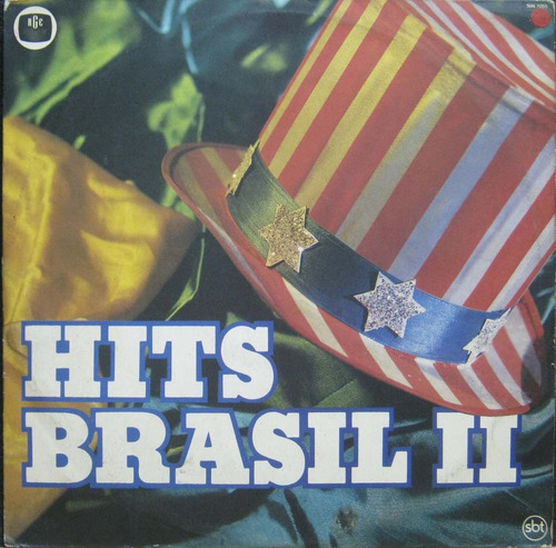 hits brasil 2 lp cantores brasileiros cantam em ingles 13208