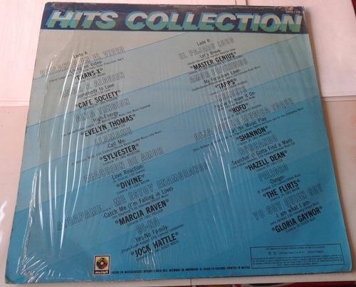 hits collection 84 acetato 12 pulgadas ed unica 1984 bvf