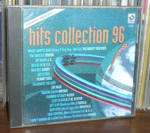 hits collection 96 cd varios artistas