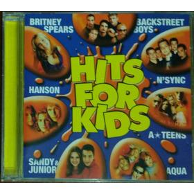Hits For Kids Britney Spears Aqua N´sync Sandy & Jr Cd