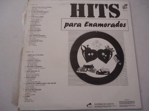 hits para enamorados / varios artistas vinyl lp acetato